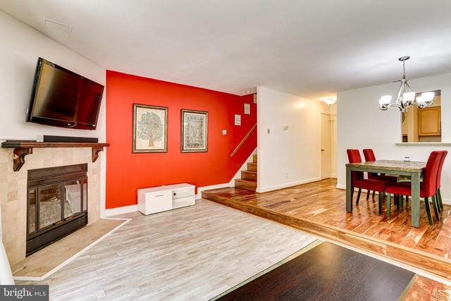 3099 Hawthorne Drive NE #3099, WASHINGTON, DC 20017 (#DCDC519716) :: Corner House Realty