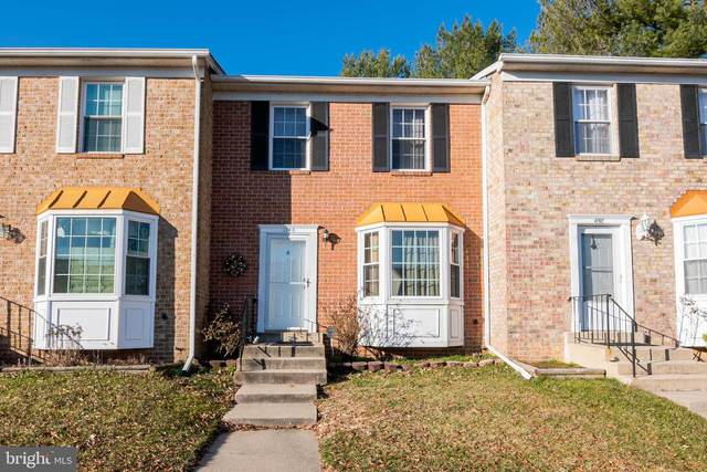 1146 Knoll Mist Lane, GAITHERSBURG, MD 20879 (#MDMC756124) :: Murray & Co. Real Estate