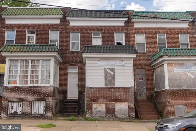 2605 E Biddle Street, BALTIMORE, MD 21213 (#MDBA549292) :: Dart Homes