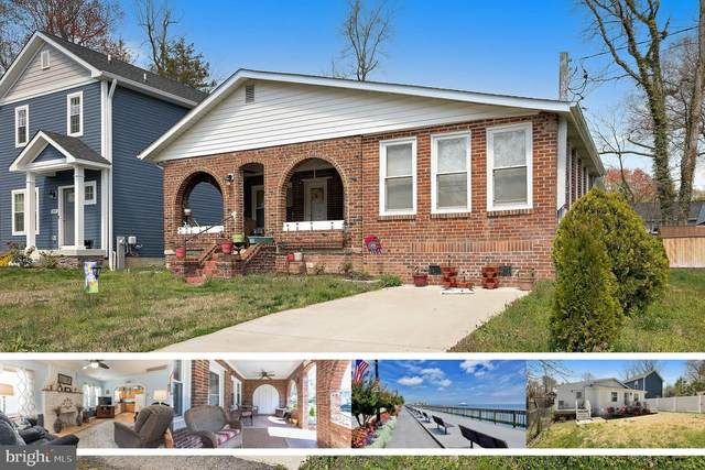 3816 3RD Street, NORTH BEACH, MD 20714 (#MDCA182648) :: The Riffle Group of Keller Williams Select Realtors