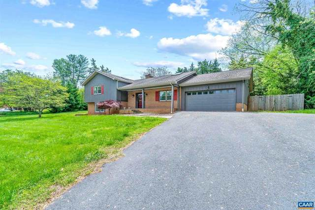 307 Gloucester Road, CHARLOTTESVILLE, VA 22901 (#616936) :: ExecuHome Realty