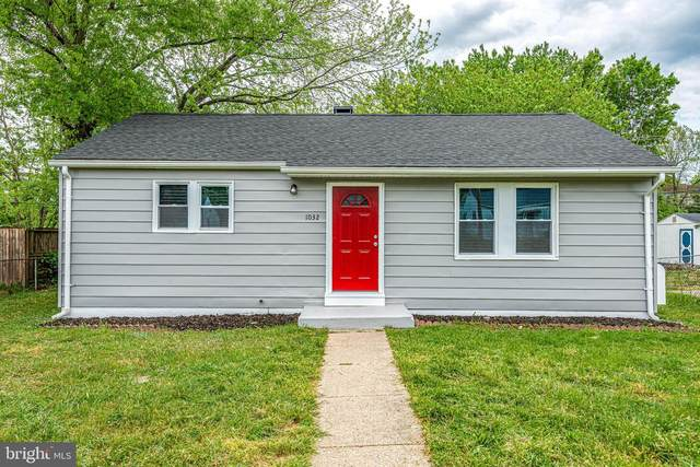 1032 Marton Street, LAUREL, MD 20707 (#MDPG605052) :: The Matt Lenza Real Estate Team