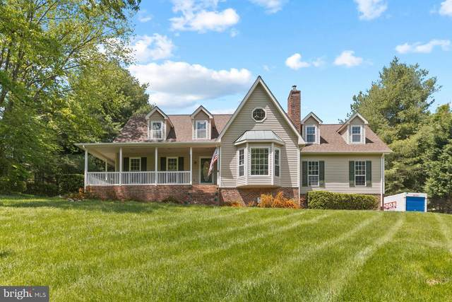 265 Owings Hill Court, OWINGS, MD 20736 (#MDCA182650) :: City Smart Living