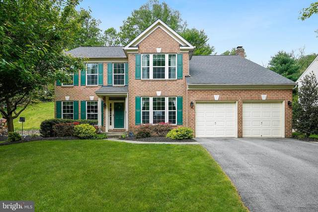 4491 Doncaster Drive, ELLICOTT CITY, MD 21043 (#MDHW293996) :: The Redux Group
