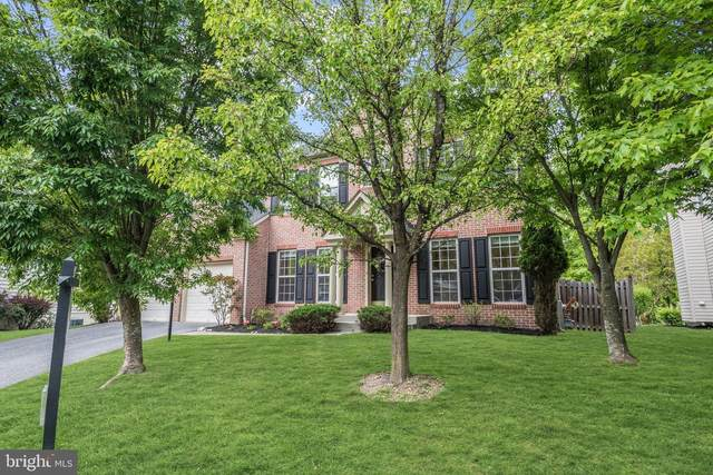 4313 Broadgate Circle, ELLICOTT CITY, MD 21043 (#MDHW294000) :: New Home Team of Maryland
