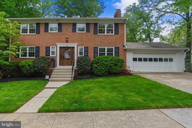 5416 37TH Street N, ARLINGTON, VA 22207 (#VAAR180712) :: John Lesniewski | RE/MAX United Real Estate