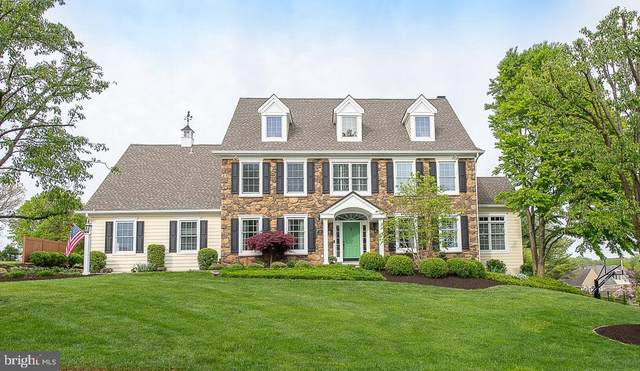 714 Peach Tree Drive, WEST CHESTER, PA 19380 (#PACT535244) :: The Mike Coleman Team