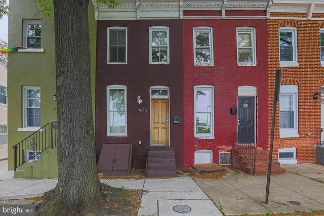 426 E Federal Street, BALTIMORE, MD 21202 (#MDBA549304) :: EXIT Realty Enterprises