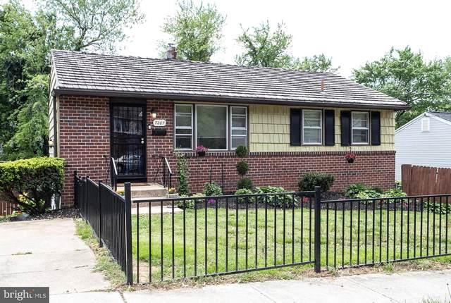 7207 Patterson Street, LANHAM, MD 20706 (#MDPG605072) :: John Lesniewski | RE/MAX United Real Estate