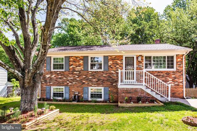 13001 Kingswell Drive, WOODBRIDGE, VA 22193 (#VAPW521442) :: Dart Homes