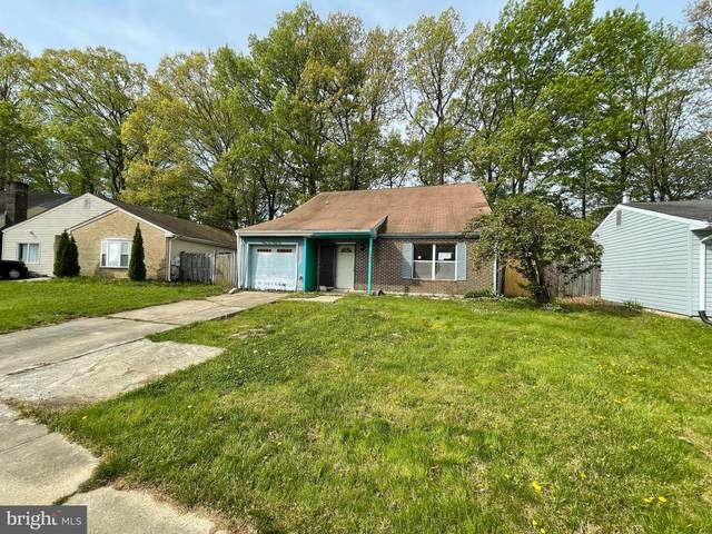 3435 Albantowne Way, EDGEWOOD, MD 21040 (#MDHR259482) :: EXIT Realty Enterprises