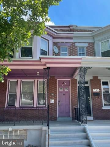 595 N Plum Street, LANCASTER, PA 17602 (#PALA181474) :: CENTURY 21 Home Advisors