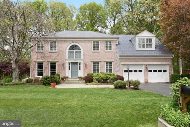 12202 Heather Way, HERNDON, VA 20170 (#VAFX1197940) :: Debbie Dogrul Associates - Long and Foster Real Estate