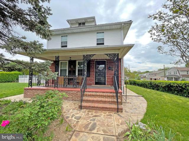 3811 6TH Street, BALTIMORE, MD 21225 (#MDBA549324) :: ExecuHome Realty