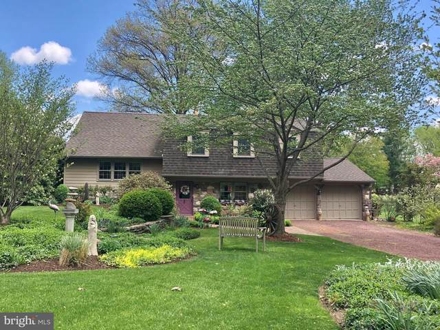 4365 Longview Lane, DOYLESTOWN, PA 18902 (#PABU526334) :: Linda Dale Real Estate Experts