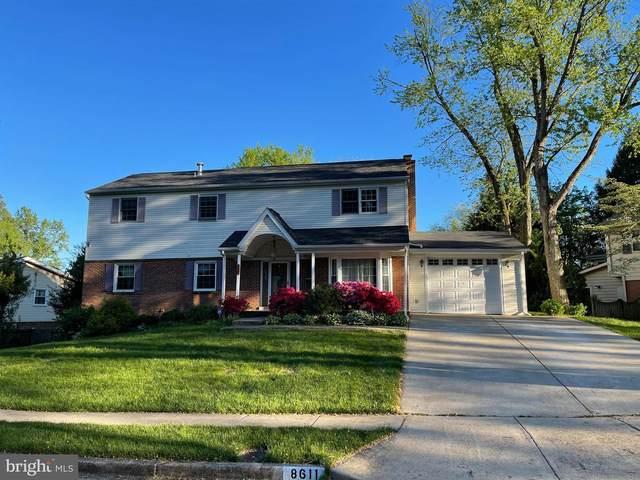 8611 Sinon Street, ANNANDALE, VA 22003 (#VAFX1197962) :: Jennifer Mack Properties