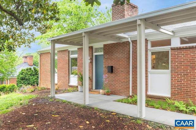 901 2ND Street SE, CHARLOTTESVILLE, VA 22902 (#616956) :: ExecuHome Realty