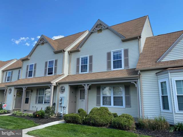 252 Knoll Drive, BLACKWOOD, NJ 08012 (#NJCD418840) :: Jason Freeby Group at Keller Williams Real Estate