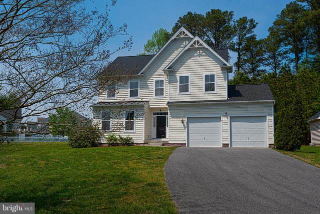 211 Barbary Coast Drive, BERLIN, MD 21811 (#MDWO122150) :: BayShore Group of Northrop Realty