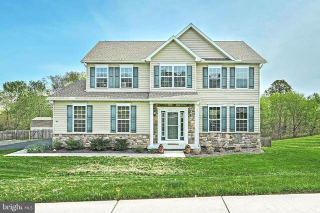 20 Tyler Drive, HANOVER, PA 17331 (#PAYK157582) :: The Joy Daniels Real Estate Group