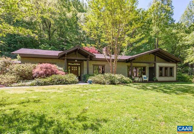 4547 Taylor Creek Road, AFTON, VA 22920 (#616970) :: AJ Team Realty