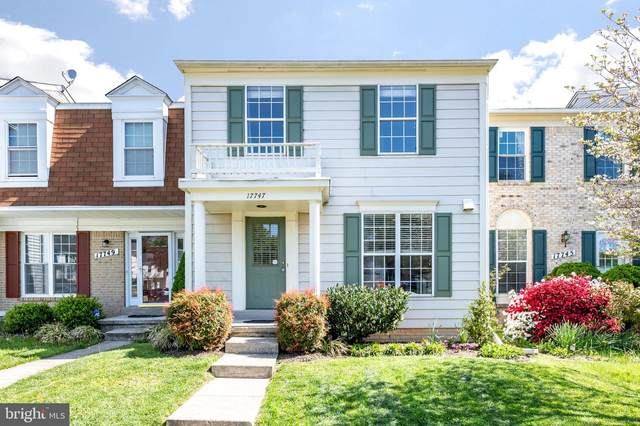 17747 Chipping Court, OLNEY, MD 20832 (#MDMC756268) :: Realty Executives Premier