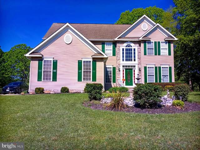 10800 Gordon Road, SPOTSYLVANIA, VA 22553 (#VASP231114) :: RE/MAX Cornerstone Realty