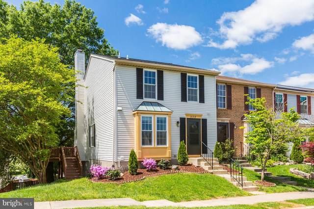 530 Palmspring Drive, GAITHERSBURG, MD 20878 (#MDMC756280) :: Dart Homes