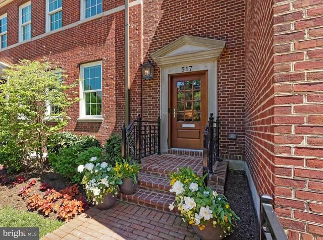 517 N Saint Asaph Street, ALEXANDRIA, VA 22314 (#VAAX259226) :: Dart Homes