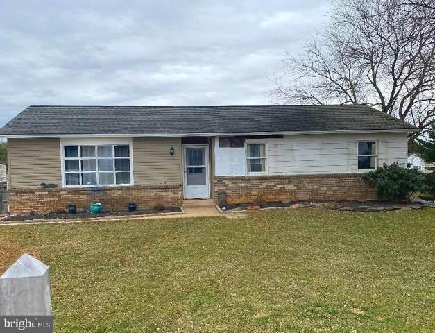 107 Sechrist Flat Road, FELTON, PA 17322 (#PAYK157596) :: The Joy Daniels Real Estate Group