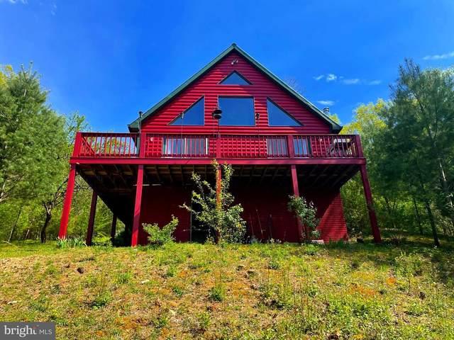 116 Hook Trail Road, MATHIAS, WV 26812 (#WVHD106864) :: The Riffle Group of Keller Williams Select Realtors