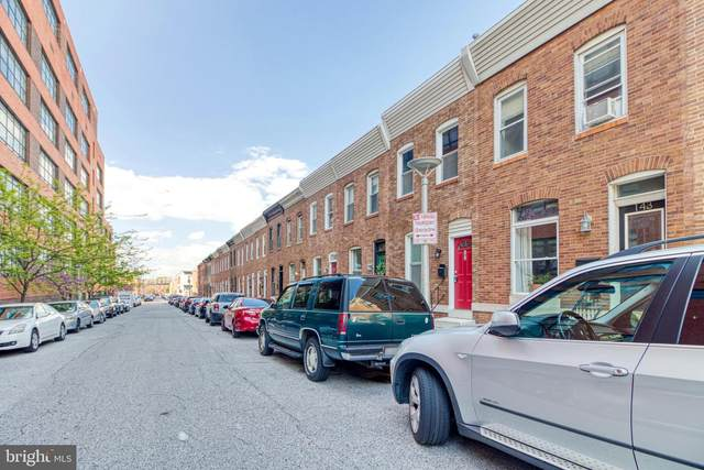 141 S Robinson Street, BALTIMORE, MD 21224 (#MDBA549376) :: ExecuHome Realty