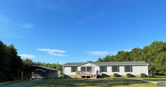 9319 Three Notch Road, TROY, VA 22974 (#616981) :: Crossman & Co. Real Estate