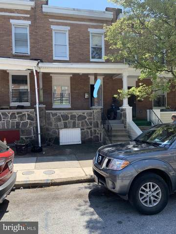 2709 E Chase Street, BALTIMORE, MD 21213 (#MDBA549398) :: Corner House Realty