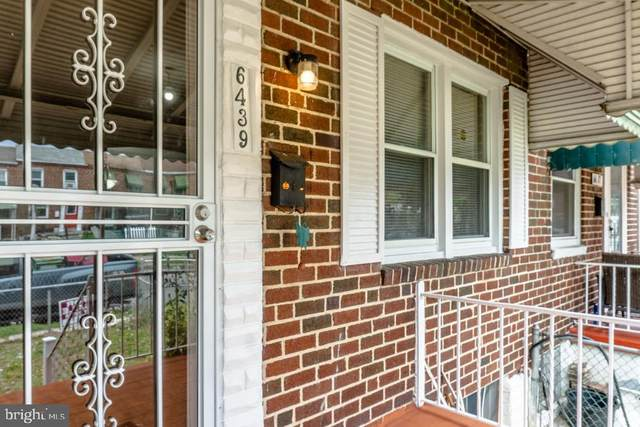 6439 Hartwait Street, BALTIMORE, MD 21224 (#MDBA549402) :: Corner House Realty