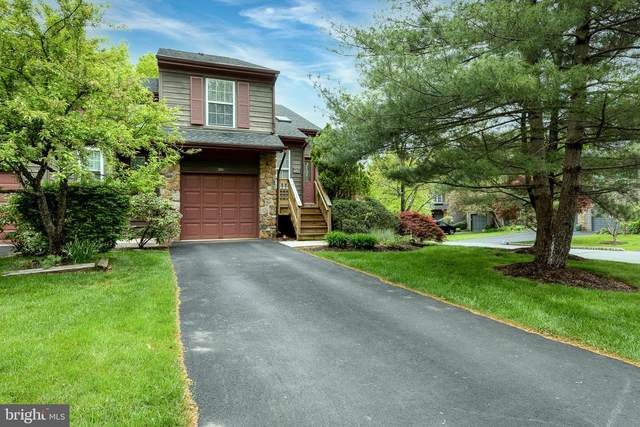 22 Chicopee Drive G, PRINCETON, NJ 08540 (#NJSO114628) :: The Matt Lenza Real Estate Team