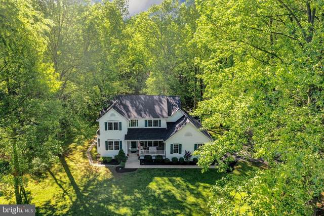 7115 Auburn Mill Road, WARRENTON, VA 20187 (#VAFQ170382) :: Colgan Real Estate