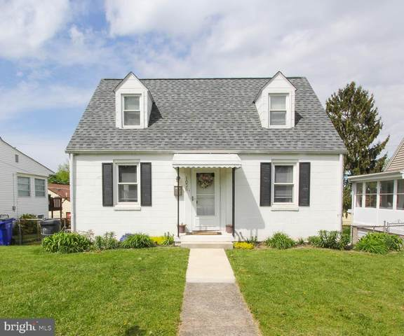 1036 Fairview Road, HAGERSTOWN, MD 21742 (#MDWA179466) :: Dart Homes