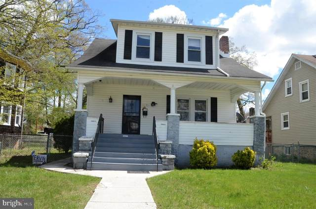 3615 Hillsdale Road, BALTIMORE, MD 21207 (#MDBA549430) :: ExecuHome Realty