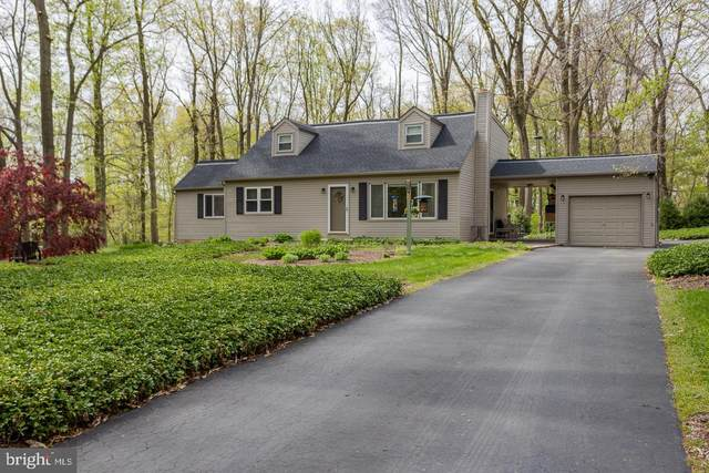116 Woodland Drive, COATESVILLE, PA 19320 (#PACT535334) :: John Lesniewski   RE/MAX United Real Estate