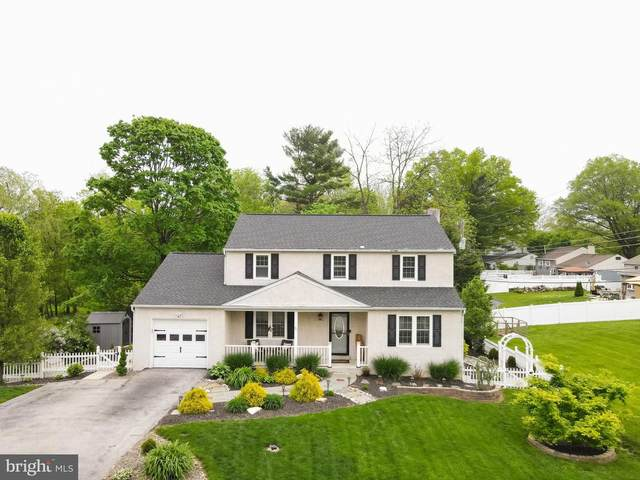 400 James Street, KING OF PRUSSIA, PA 19406 (#PAMC691614) :: Linda Dale Real Estate Experts