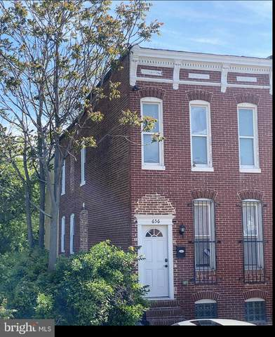 656 Gutman Avenue, BALTIMORE, MD 21218 (#MDBA549440) :: Dart Homes