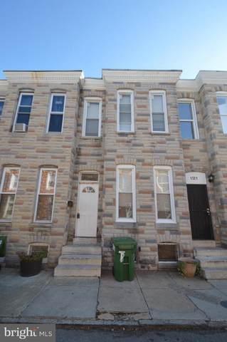 1319 Glyndon Avenue, BALTIMORE, MD 21223 (#MDBA549444) :: Dart Homes