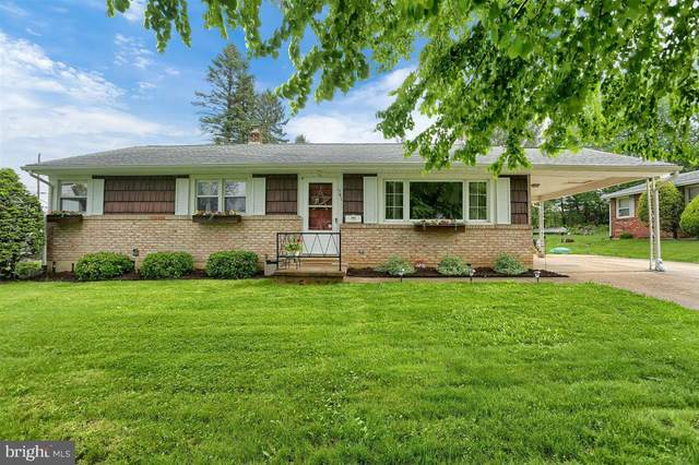 541 Old Orchard Lane, CAMP HILL, PA 17011 (#PACB134530) :: Realty ONE Group Unlimited