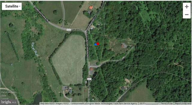 Lot 27 Gid Brown Hollow Road, WASHINGTON, VA 22747 (#VARP107934) :: Corner House Realty
