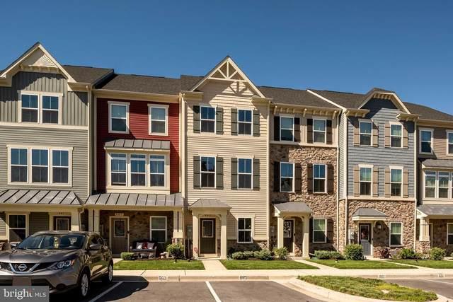 663 Ravenwood Drive, GLEN BURNIE, MD 21060 (#MDAA466978) :: The Riffle Group of Keller Williams Select Realtors
