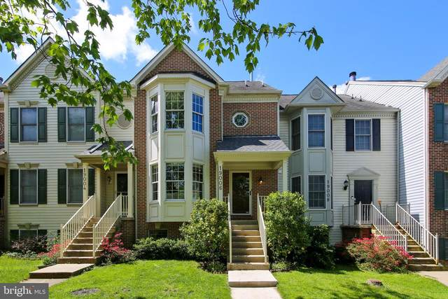 19006 Steeple Place, GERMANTOWN, MD 20874 (#MDMC756346) :: Dart Homes