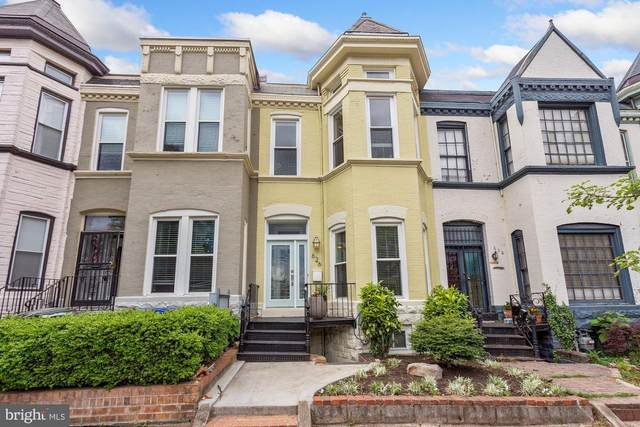 626 9TH Street NE, WASHINGTON, DC 20002 (#DCDC519890) :: Blackwell Real Estate