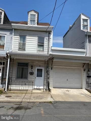 513 E Pine Street, MAHANOY CITY, PA 17948 (MLS #PASK135160) :: Kiliszek Real Estate Experts