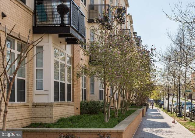1201 East West Highway #106, SILVER SPRING, MD 20910 (#MDMC756378) :: Bruce & Tanya and Associates
